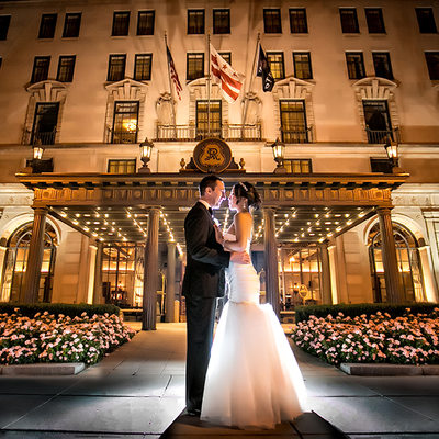 The St.Regis Washington D.C. wedding photography