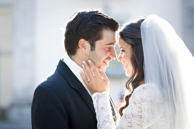 Elegant Jewish wedding at Biltmore Hotel Miami Coral Gables