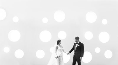 Modern wedding photography at Fontainebleau Miami Beach