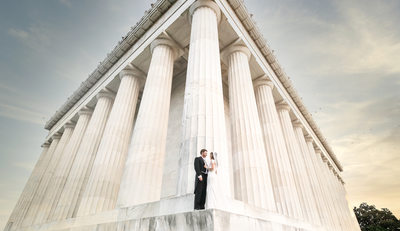 Washington DC Monuments wedding Photographer
