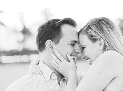 Miami Engagement photos: Claudia Oliver Fine Art Photography Studio