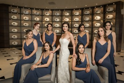 Miami Beach Luxury Weddings: Fontainebleau Miami Beach Hotel,