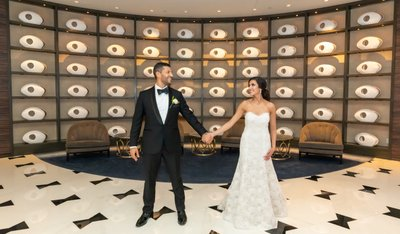 Miami Wedding Photographers: Fontainebleau Hotel