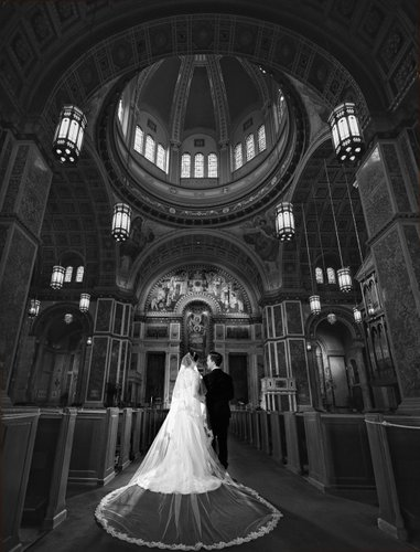 CATHEDRAL OF ST. MATTHEW THE APOSTLE WEDDING