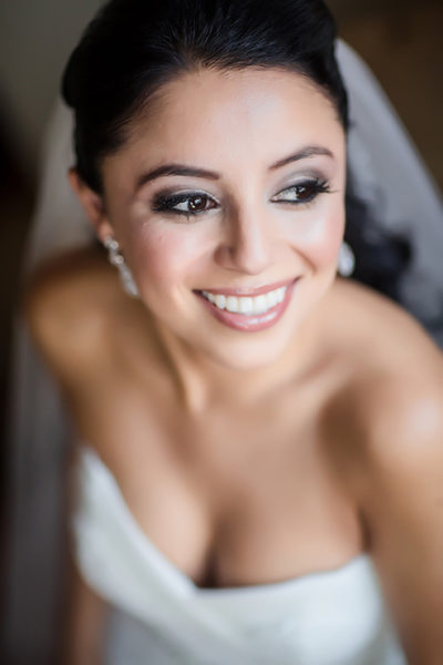Bride Portrait at Biltmore Hotel Miami Coral Gables