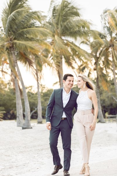 Miami Affordable Engagement Photographer Matheson park