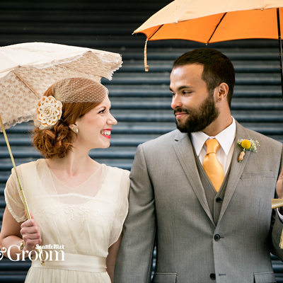 Published In Seattle Metropolitan Bride & Groom