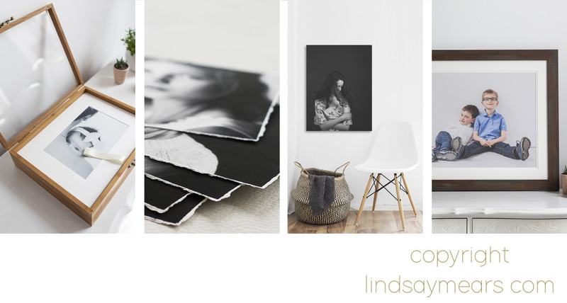 Lindsay Mears Studio Photography Prints and Frames