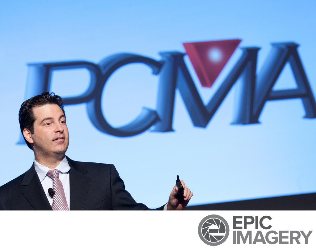 Speaker Coverage for PCMA at Terranea Resort