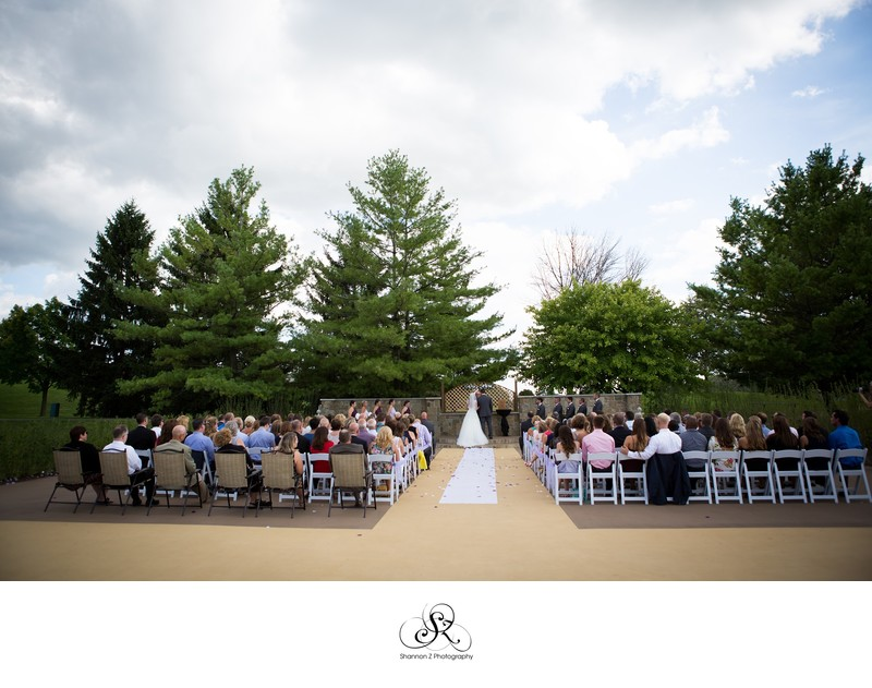 Wedgewood Northshore: Terrace Wedding