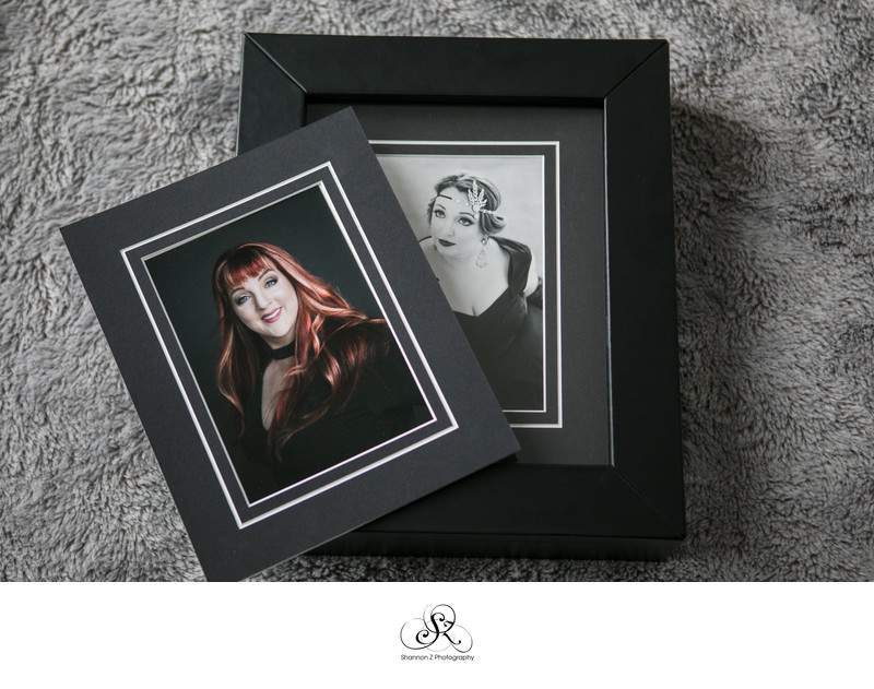 Folio Box Sample: Shannon Z Photography Products