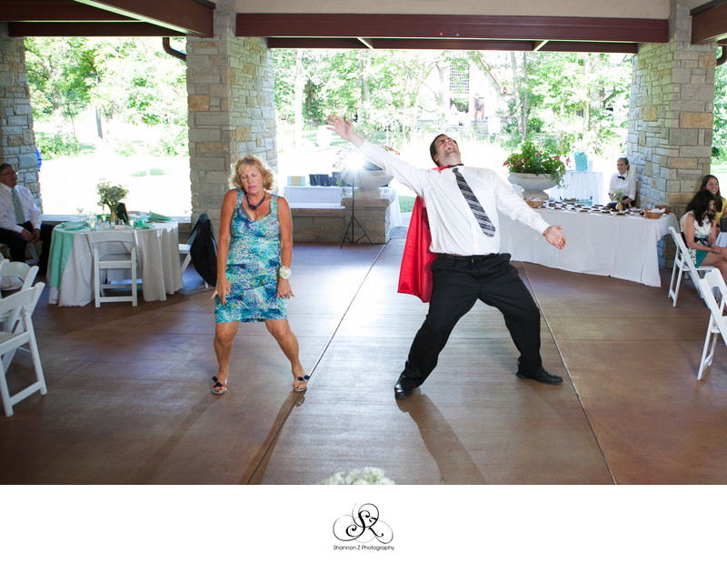 Dance: Redfield Estates Reception