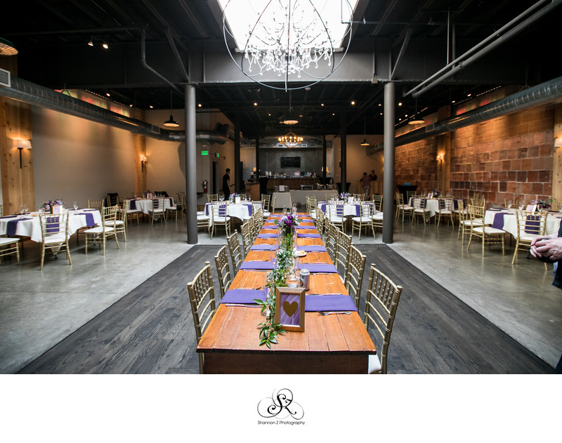 The Atrium: Wedding Reception Hall