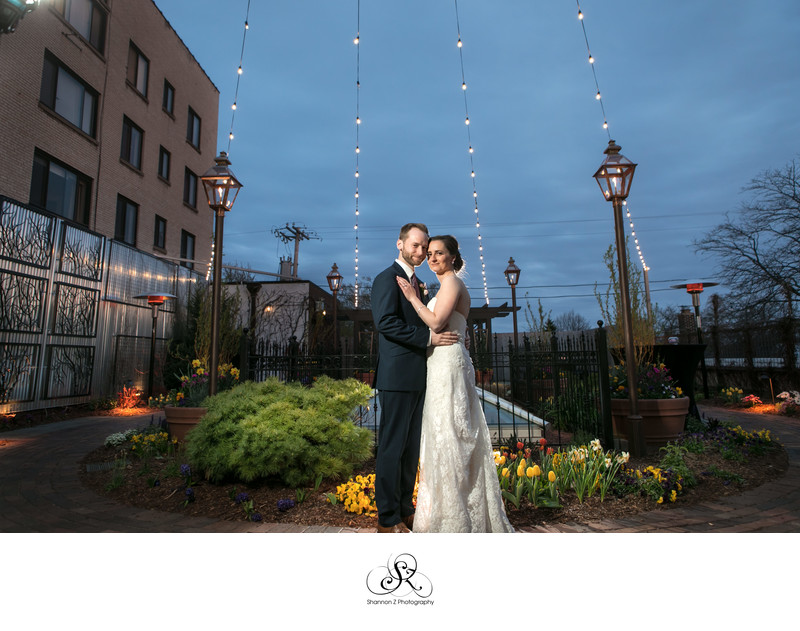 Rooftop Wedding: The Atrium Milwaukee