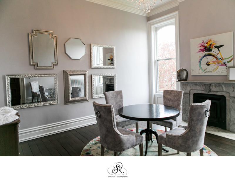 Murray Mansion: Mirror Room