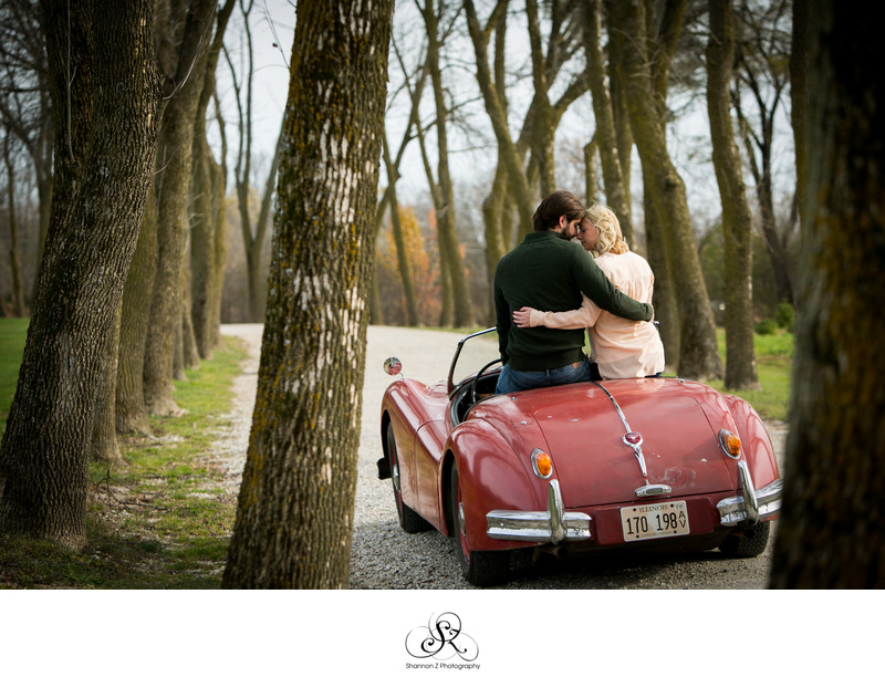 Porsche: Engagment Photos