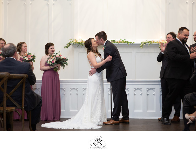 First Kiss: The Covenant Weddings