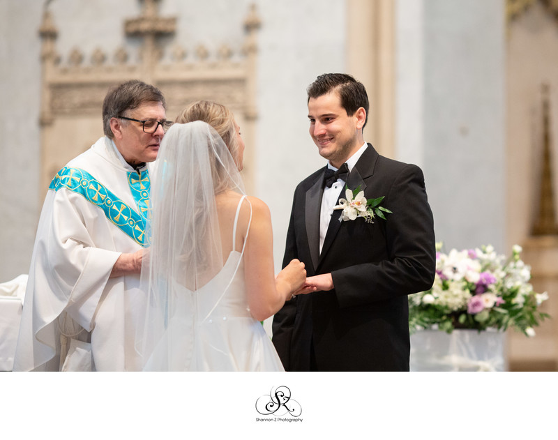 Church of the Gesu: Saying I Do