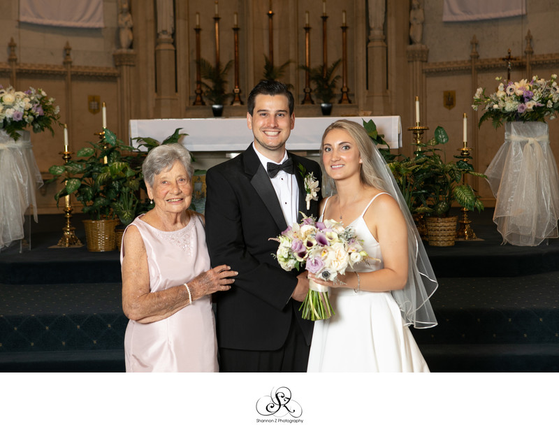 Milwaukee Wedding Photography: Family Formals