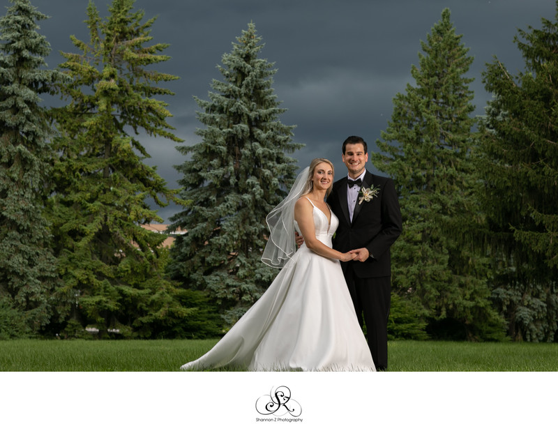 Stormy Skies: Milwaukee Wedding Photographers