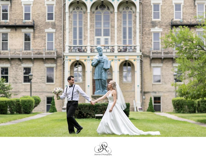 Couple: Milwaukee Wedding Photographers