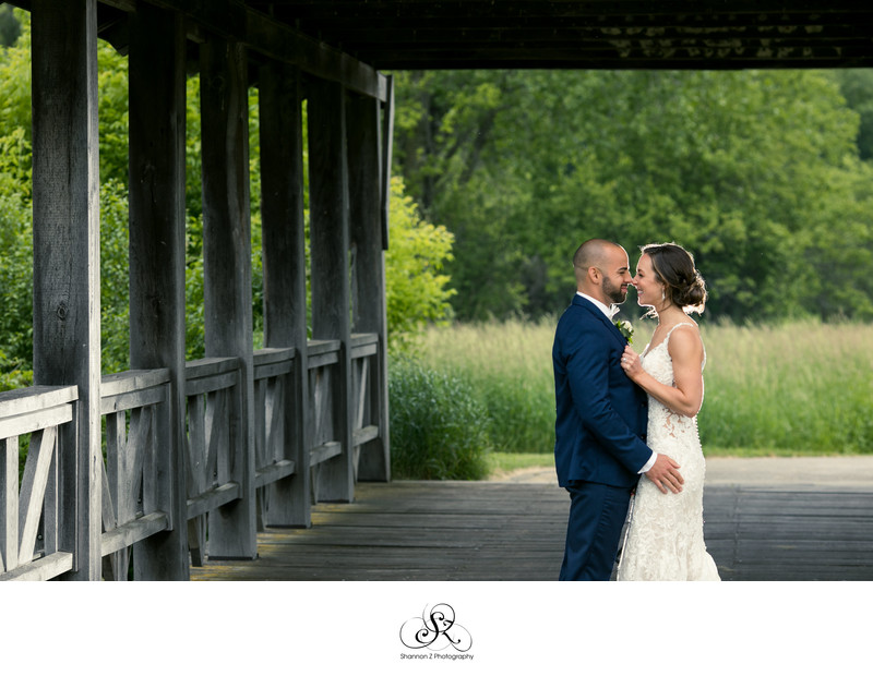 Negative Space: Wedding Photos