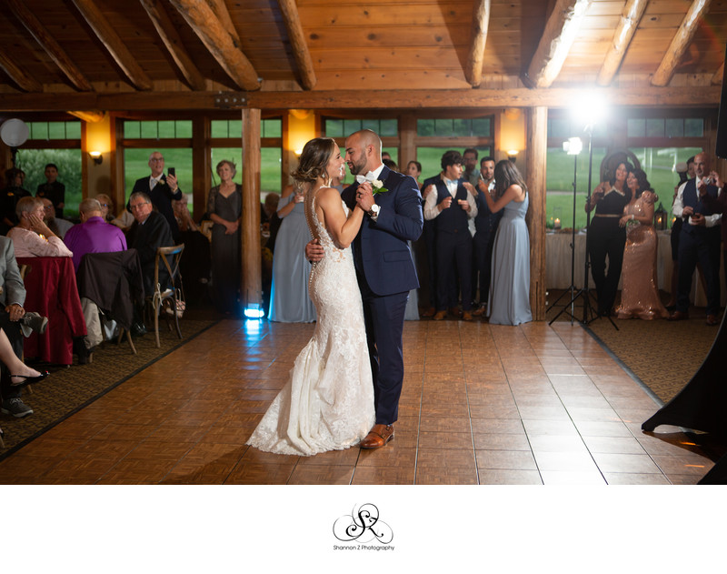 First Dance: Lake Geneva Hawksview