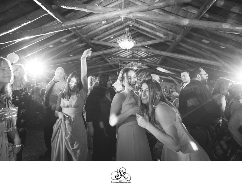 Dance Floor Fun: Wedding Reception
