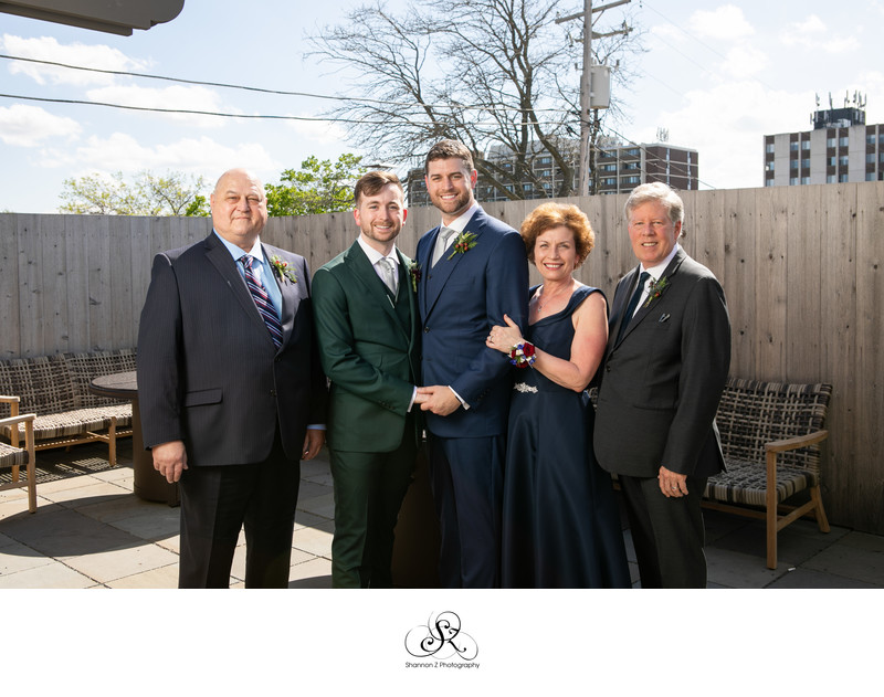 LGBTQ Friendly Wedding Photography: Family