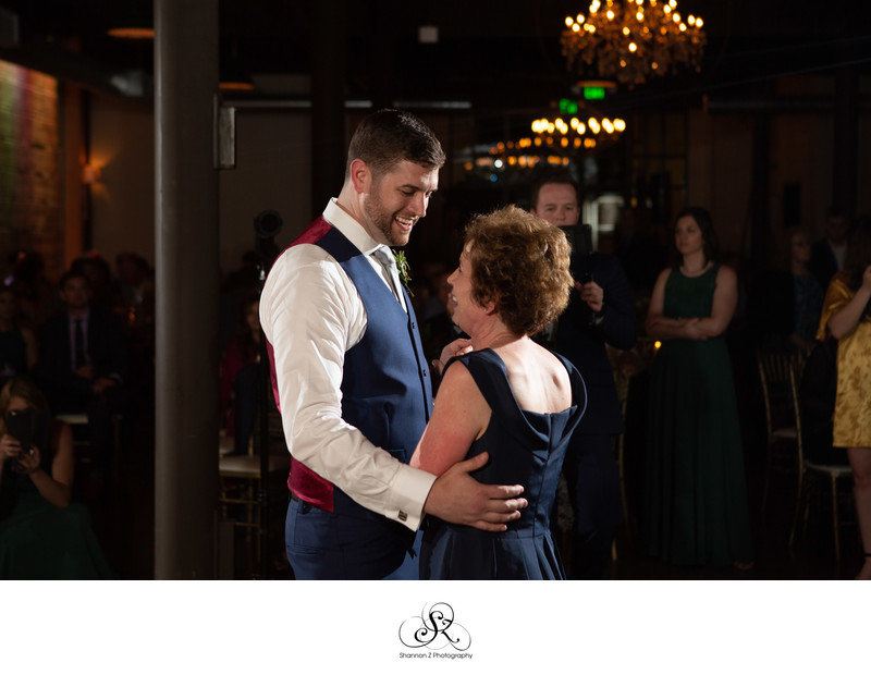 Mom Dance: LGBTQ Friendly Wedding Photography