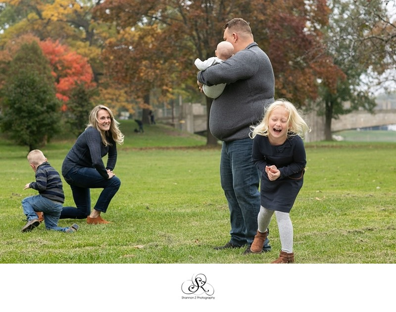 Family Session: South Milwaukee Family Photographer