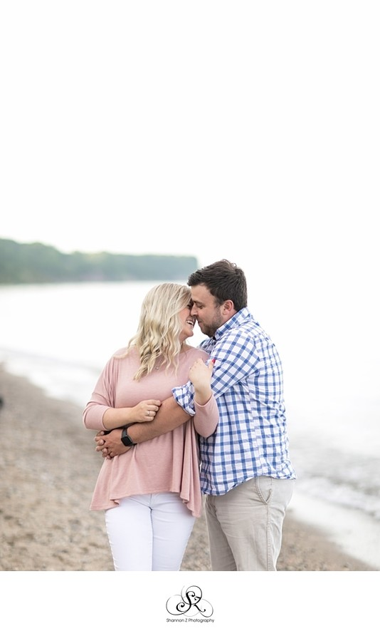 Grant Park Engagement: Romantic Photos