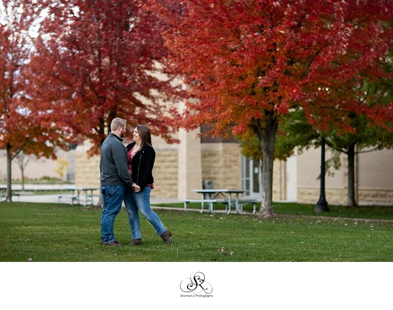 Engagement Photography: Milwaukee Photographer