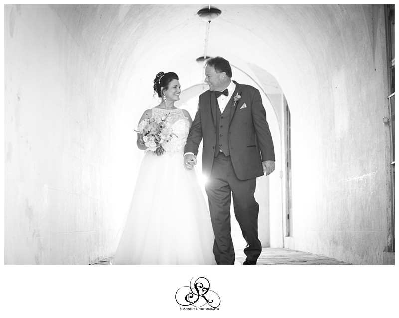 Walk With Me: DeKoven Center Wedding