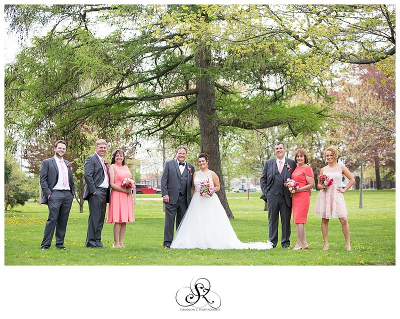 Wedding Party: DeKoven Center