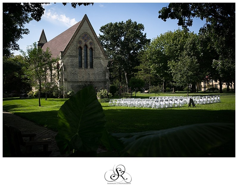 DeKoven Center: Wedding Ceremony