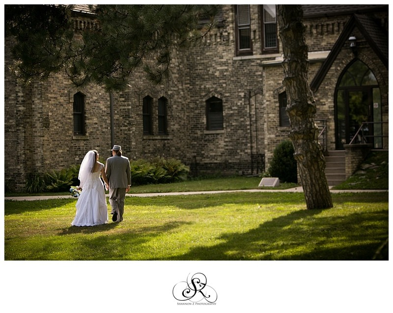 Weddings at DeKoven Center:Golden Hour
