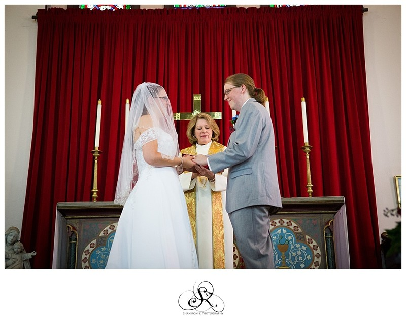 Weddings at DeKoven Center: Ring Exchange