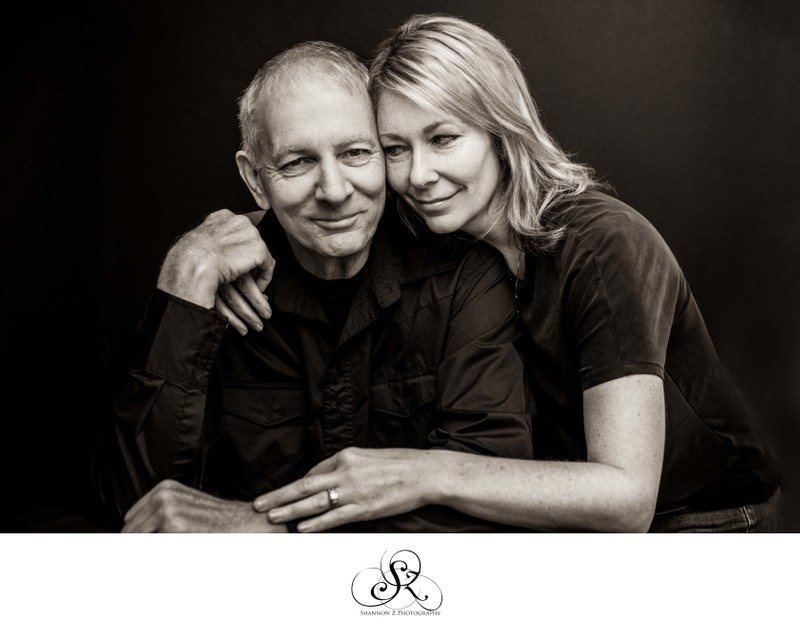 Father Daughter Portrait: Timeless Portraits