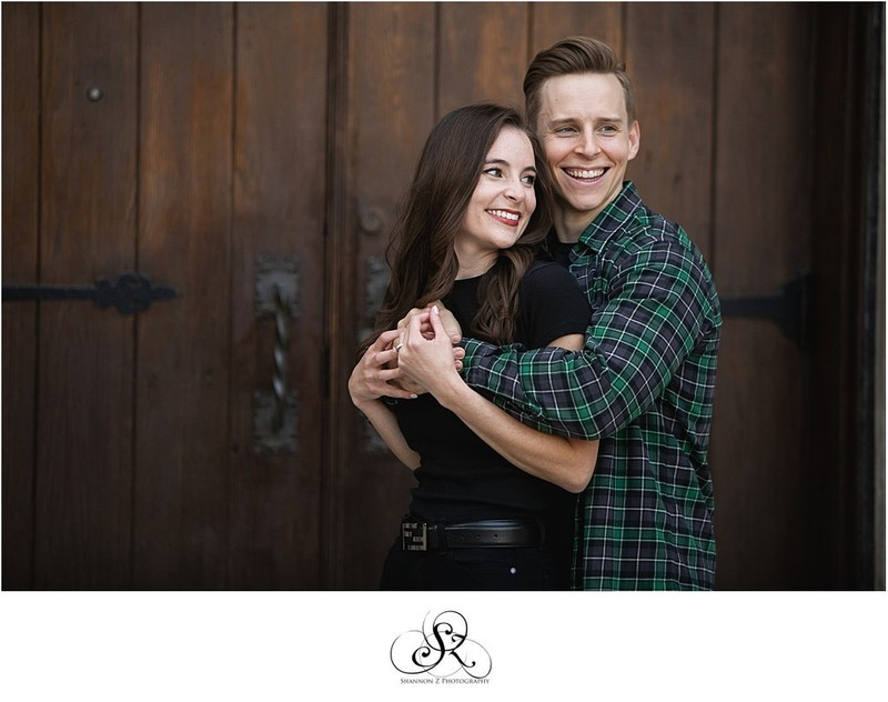 Logan Square Chicago: Engagement Photos