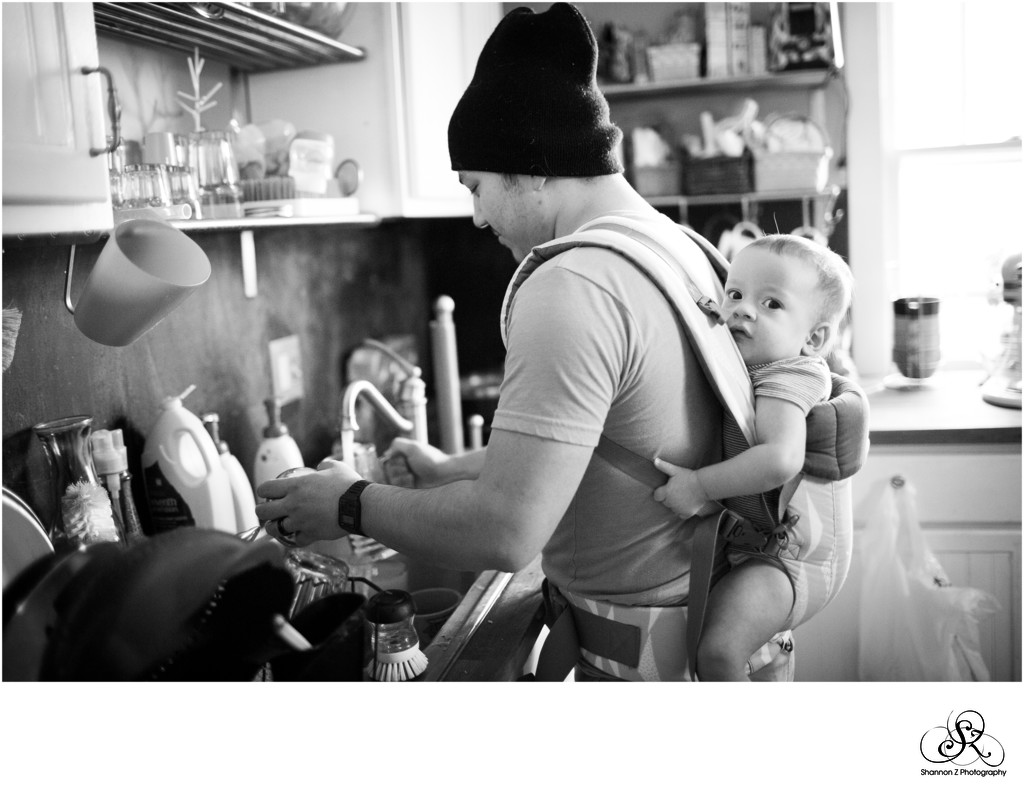 Cook With Dad: Real Life Photos