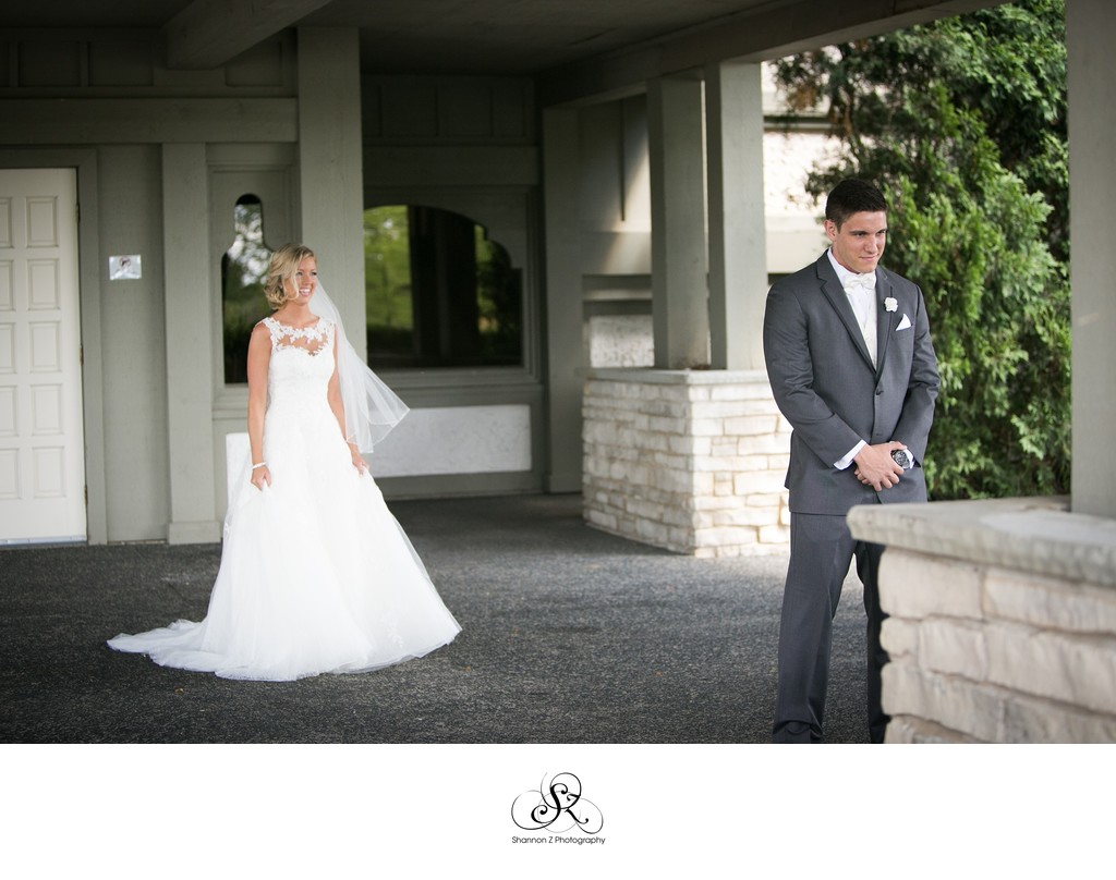 Wedgewood Weddings: first look