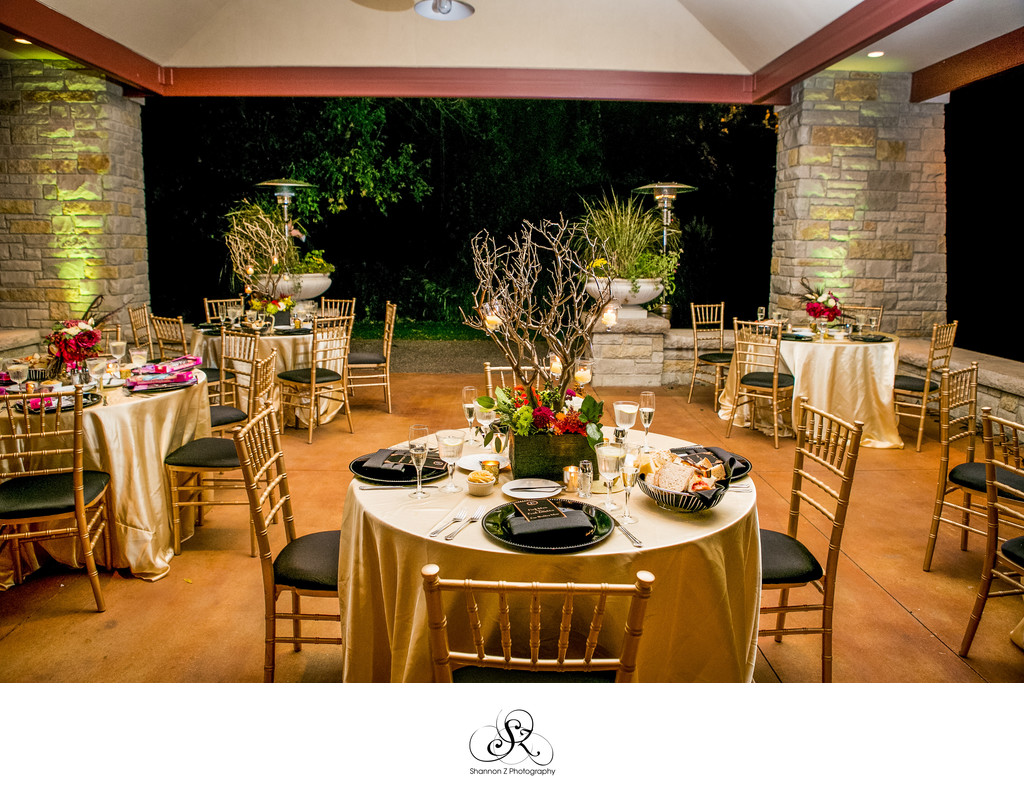Reception: The Grove at Redfield Estates