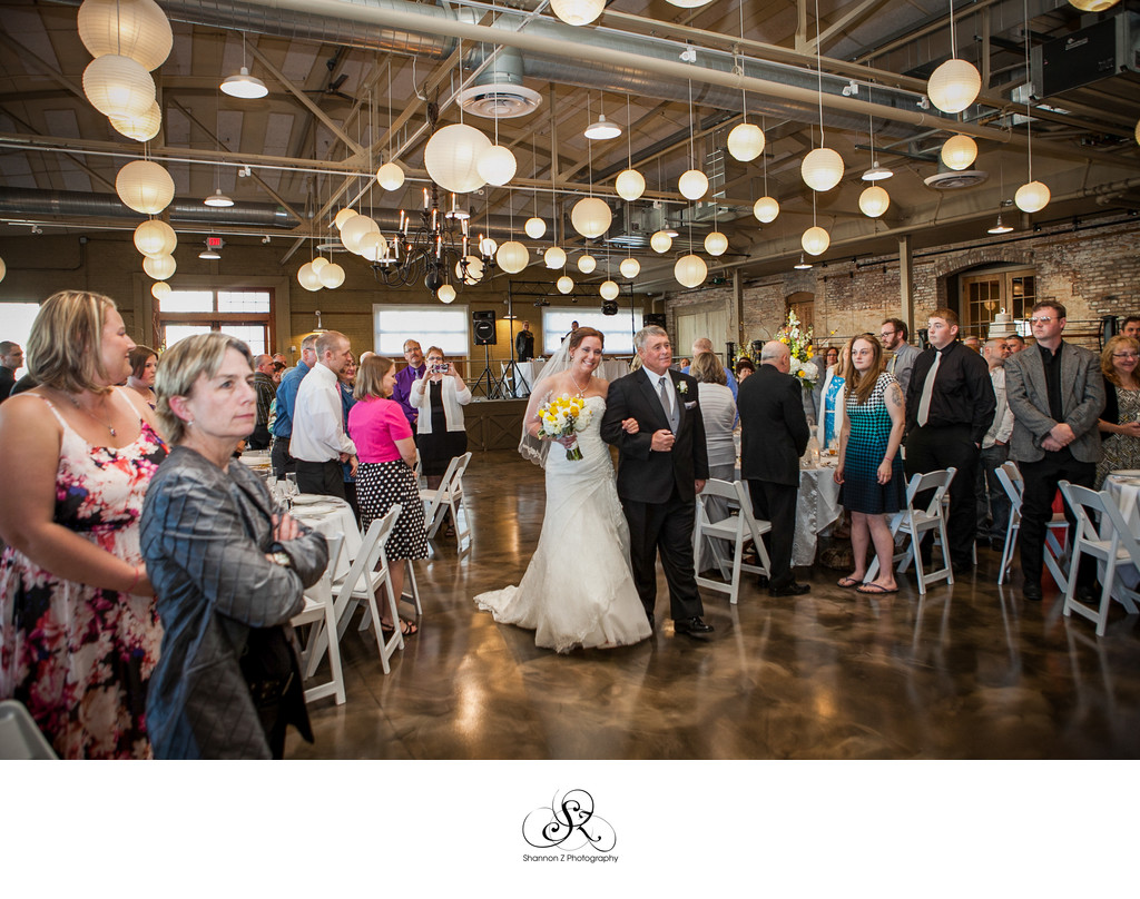 Processional: Ceremony at Prairie Street Brewing
