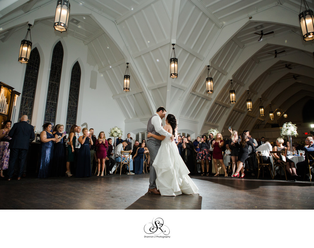 First Dance: Inside the Covenant