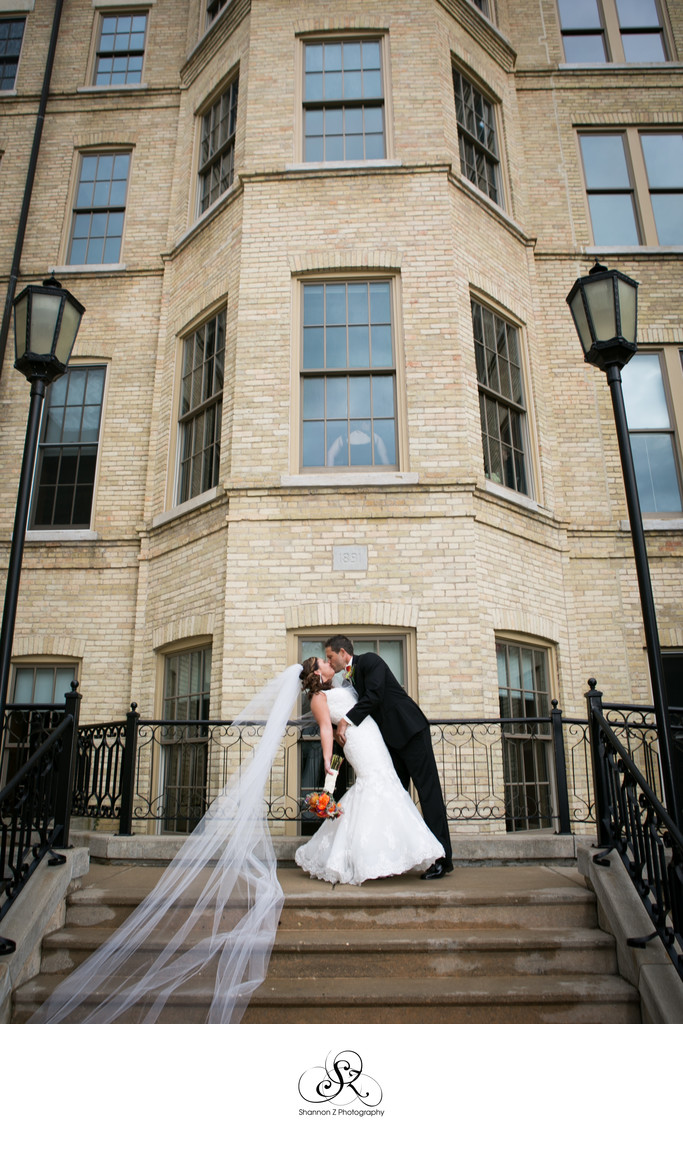 Wedding Day: Kemper Center