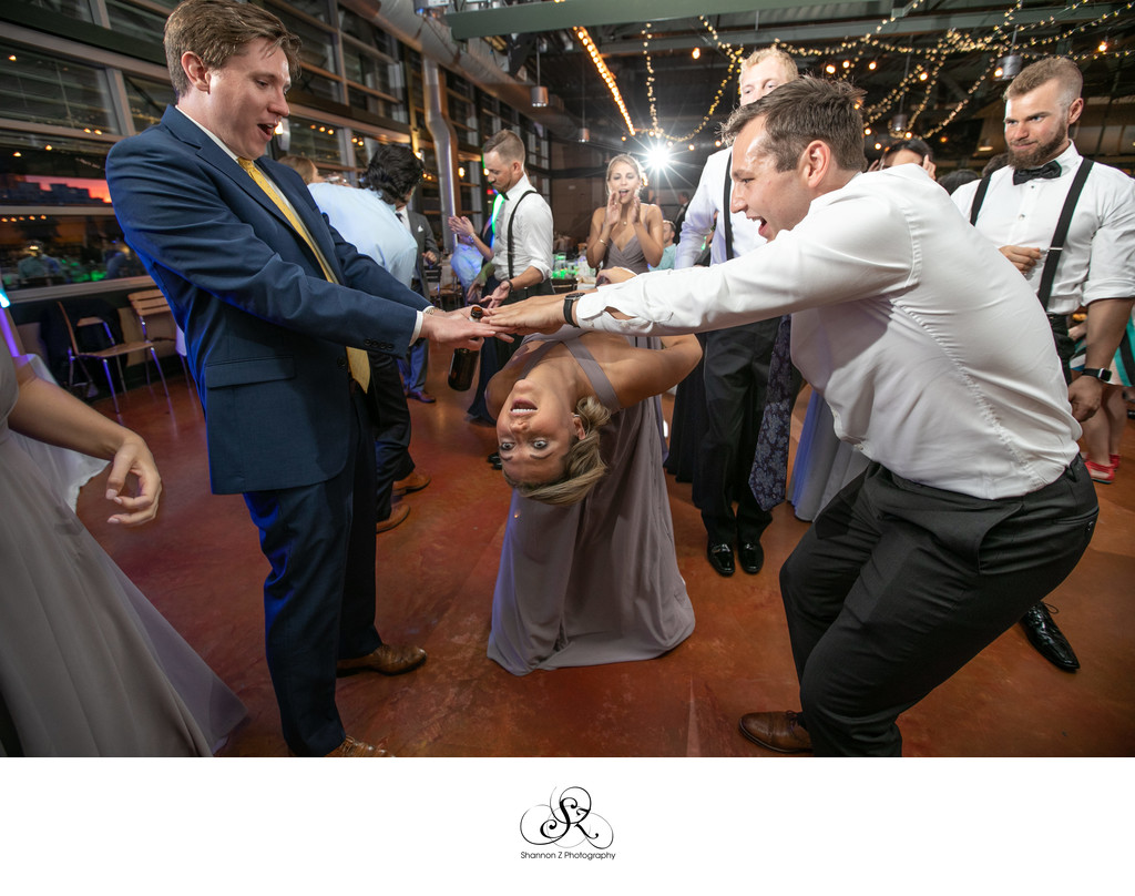 Limbo: Wedding Reception Milwaukee Public Market