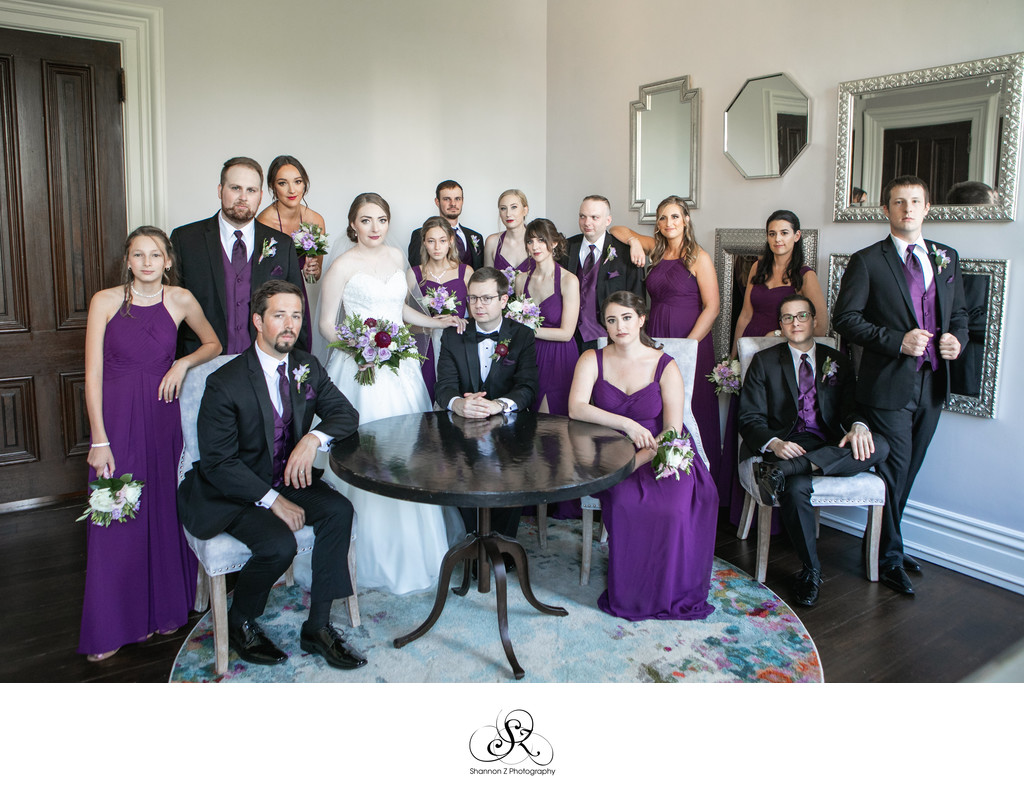 Wedding Tribe: The Covenant at Murray Mansion