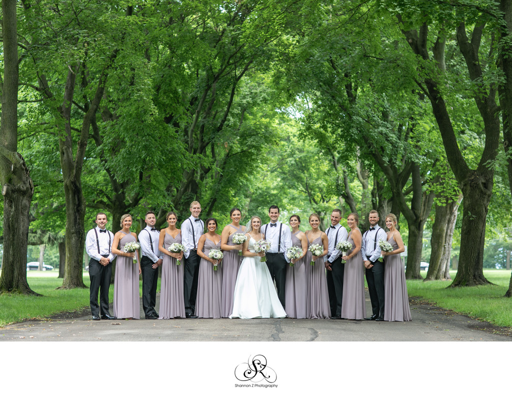 Milwaukee Wedding Photographers: St Francis de Sales