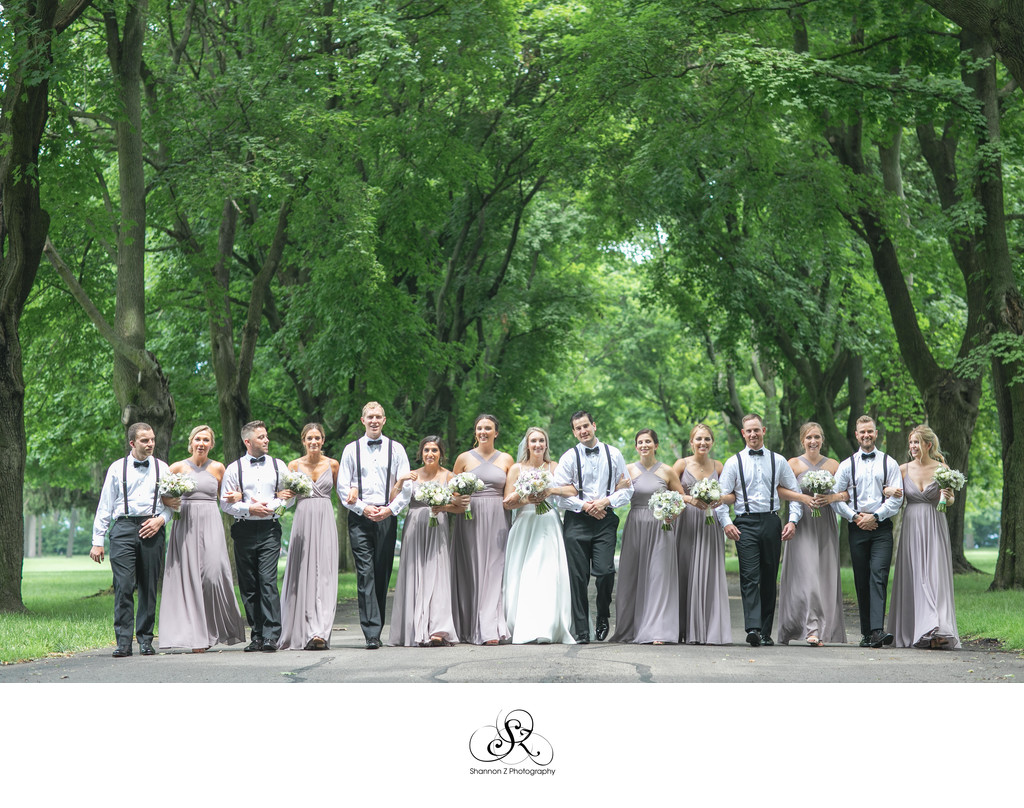 Wedding Party: Saint Francis de Sales